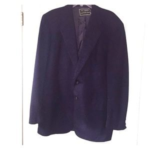 SAKS FIFTH AVENUE 100% Cashmere Men's blazer